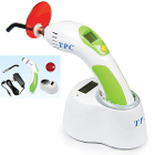 LED 70N Advanced High Speed Cordless LED Curing Light. Features: Low battery