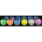 TPC Advanced Technology Fine tip - Assorted Colors. Box of 4 tubes of 100