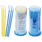 TPC Advanced Technology Disposable Micro Applicators - Fine tips. Box of 4