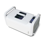 Dentsonic Ultrasonic Cleaner 2 Gal. with Heater, Timer & Plastic Basket