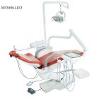 Mirage Operatory Package with Cuspidor. Chair Mounted Operatory System