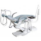Mirage Swing Mount Operatory System without Light. Includes: Hydraulic patient