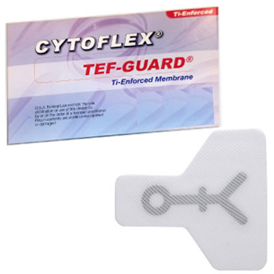 Cytoflex Ti-Enforced TEF-Guard Titanium Reinforce