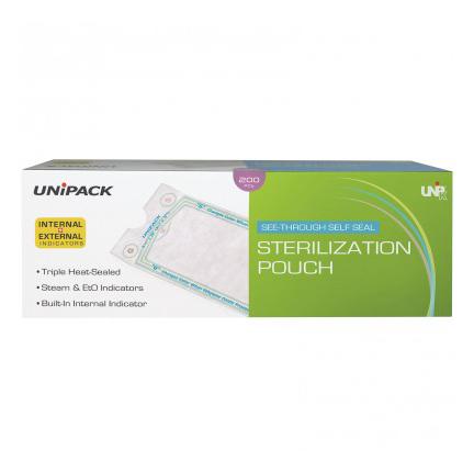 Sterilization pouch 5 14\u201d x 10\u201d box of 200 pcs