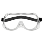 Vakker Protective Goggles with Adjustable Elastic Headband, 1/Pk