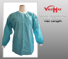 Easy-Breathe Jackets - Purple, X-Large 10/Pk. Lig