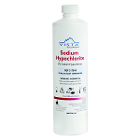 Vista 3% Sodium Hypochlorite - 16oz (480mL) Bottle. For the debridement