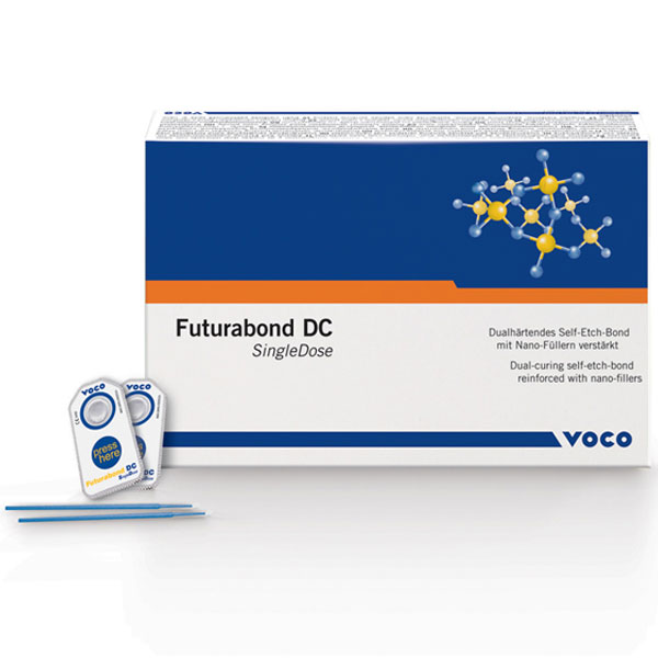 Futurabond DC Single Dose 0.1mL 200/Pk. Dual-cure