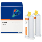 V-Posil Light Fast - Cartridges, 2 x 50ml. Precision Impression Material. Time