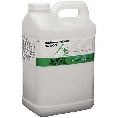 Isolyser SMS Onsite 2.64 gallon (10 Liter) Kit: S