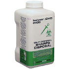 Isolyser SMS Isolyser Onsite SMS - 0.79 gallon (3 Liter), Kit: Sharps