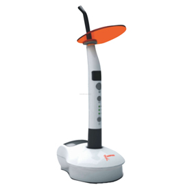 Woodpecker LED Curing Light, Cordless, 800 - 1000