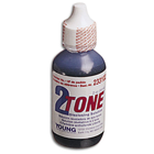 2-Tone Disclosing Solution, 2 oz. (60 ml) Bottle. Concentrated, fast acting