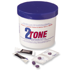 2-Tone Disclosing Tablets, Package of 250