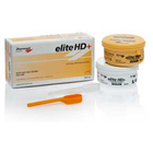 Elite HD+ Putty Soft, Fast Set - Yellow, 250 mL Base and 250 mL
