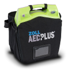 Zoll Medical Powerheart Carrying Case Blue and Soft-Sided with Shoulder Strap for use with AED G3