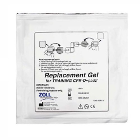 Zoll Medical Replacement Adhesive Gels For CPR-D-padz Training Electrodes, 5 pr/bx