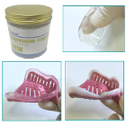 ZT Dental Impression Tray Edge Trimming Material, 230g per Bottle. Water heated
